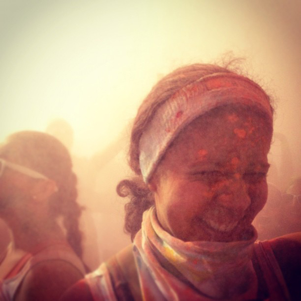 cris The Color Run