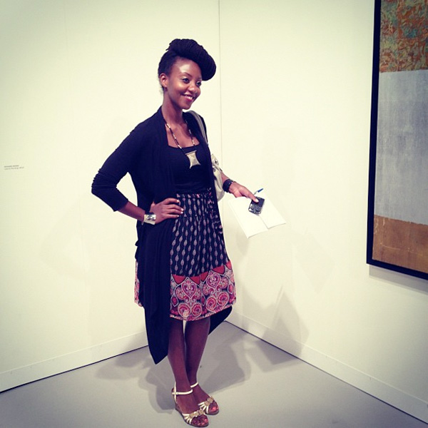 abmbstyle Art Basel 2012: Day 2